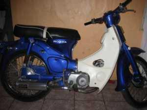 La mejor moto_