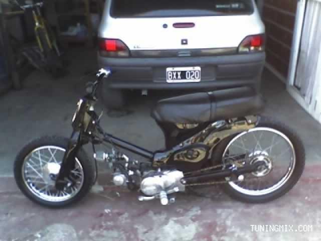 MOTOS TUNEADAS :: Moto Tuning :: Tuning de motos :: Motos